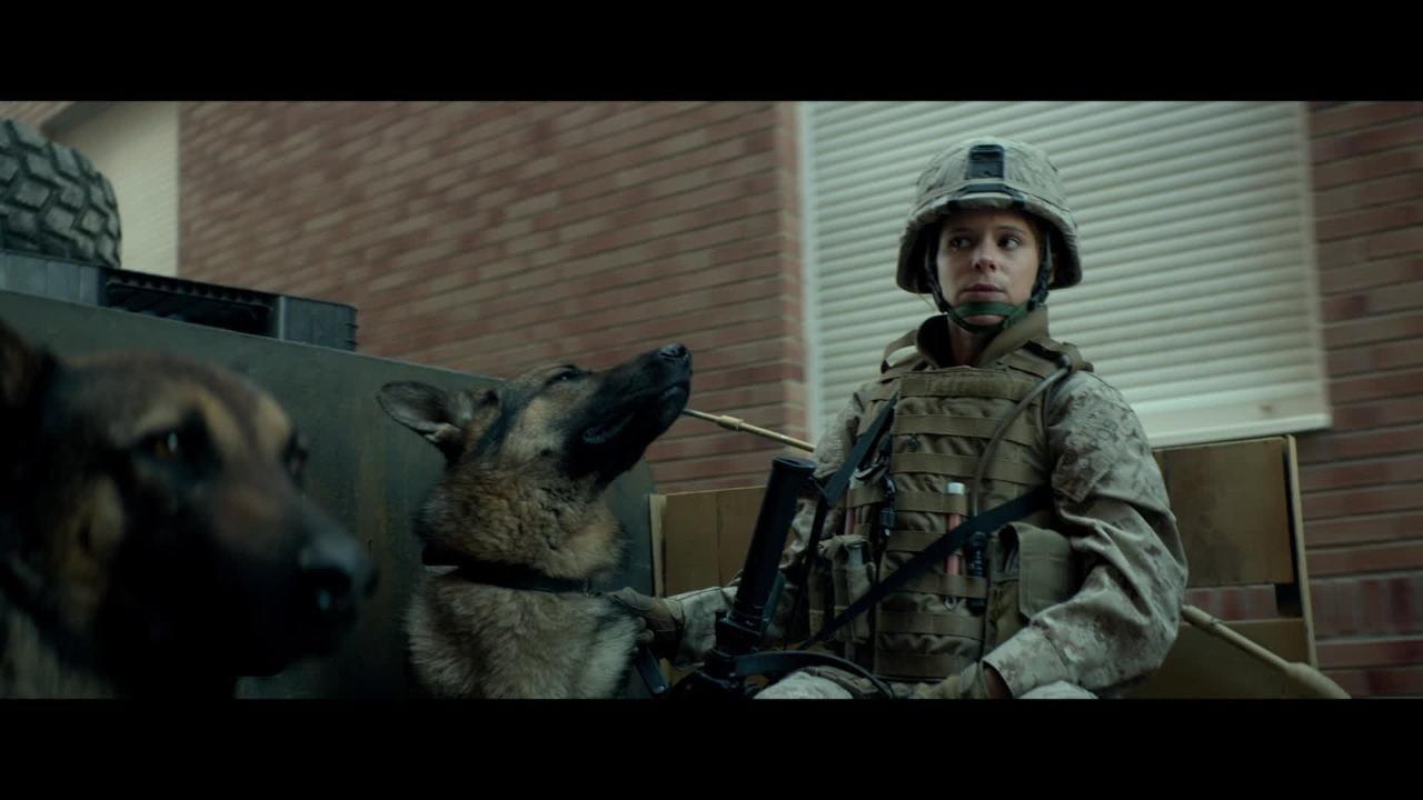 VIDEO: Megan Leavey trailer