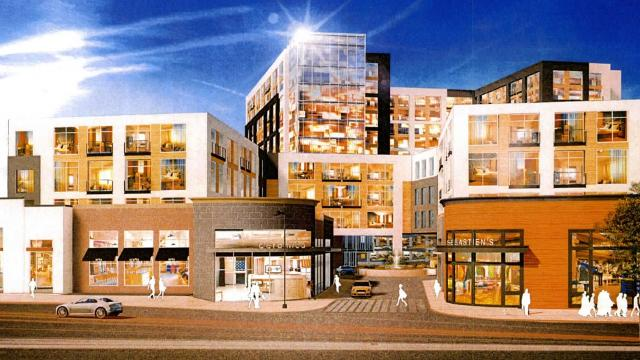 Mixed Use Development Eyed For White Plains Near The Westchester