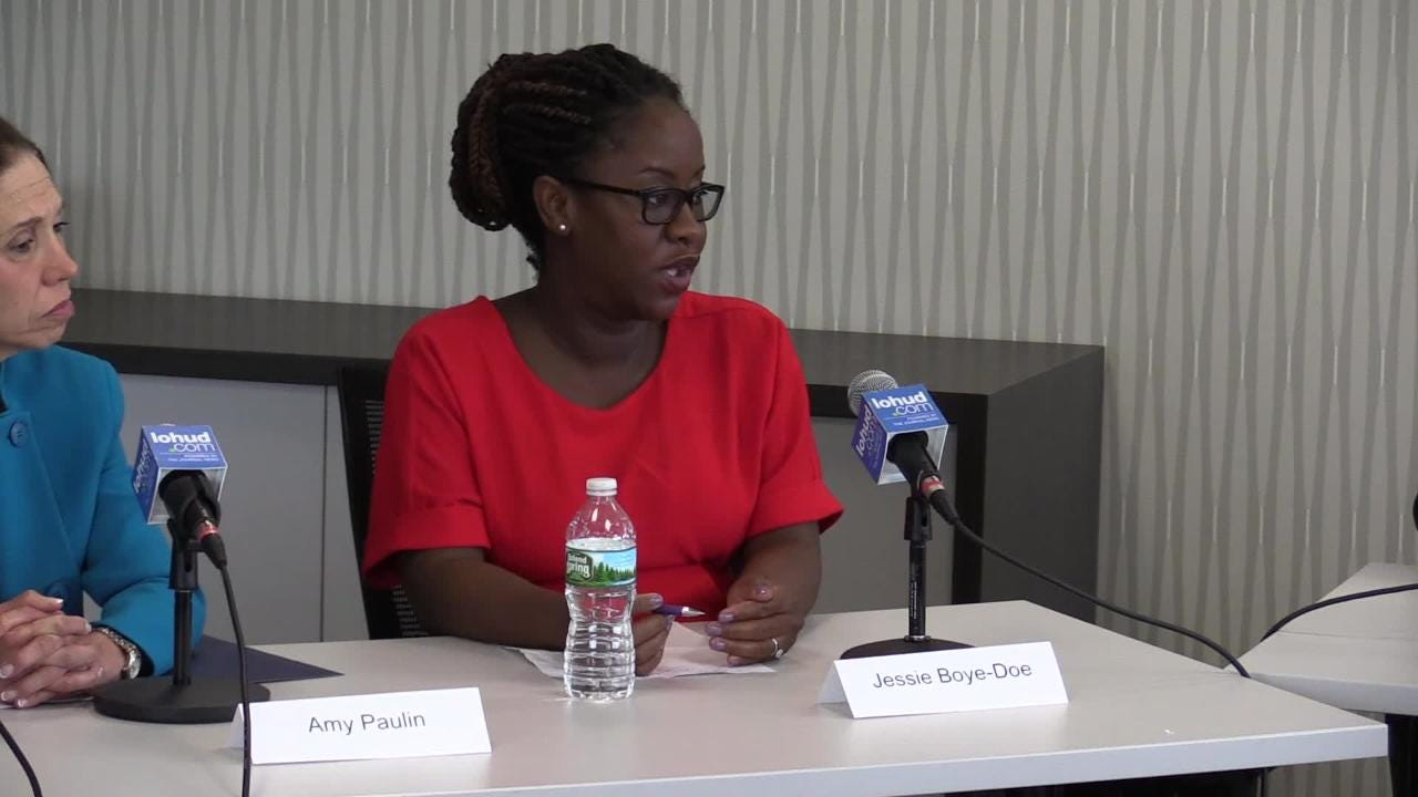 Video: Jessie Boye-Doe on trafficking, minors and the law