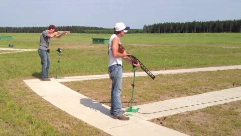 The 115th Wisconsin State Shoot, hosted by the Wisconsin Trap Shooting Association, entered its fourth day of competition Friday, July 18, 2014, at the WTA Shooting Complex and Learning Center in Rome.