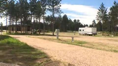 A new RV Park in Rome will have 104 campsites.