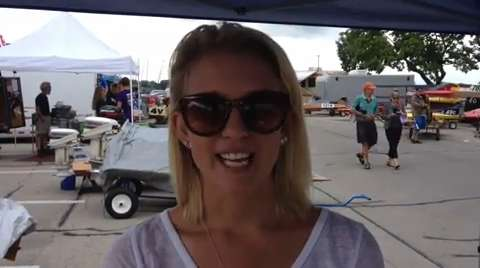 17-year old Erin Pittman talks about her journey as a hydro boat racer and why she got started at such a young age.