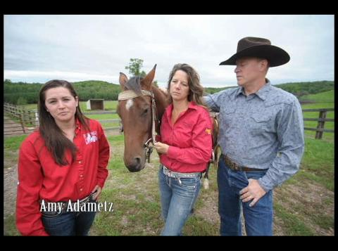 Local ranch helps kids conquer world of horse-riding