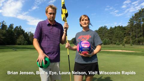 FootGolf In Wisconsin Rapids
