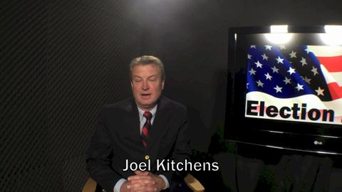 Joel Kitchens is the Republican candidate for Wisconsin's 1st Assembly District (Oct. 28, 2014).