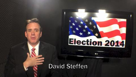 David Steffen is the Republican candidate for the 4th Assembly District (Oct. 27, 2014).