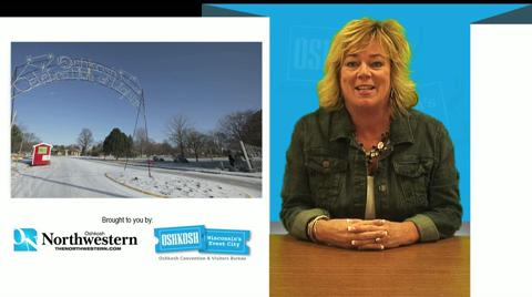In partnership with the Oshkosh Convention and Visitors Bureau, welcome to the this episode of the Event City Minute, a program examining some of the hot events in Oshkosh each week. For more info head to www.visitoshkosh.com