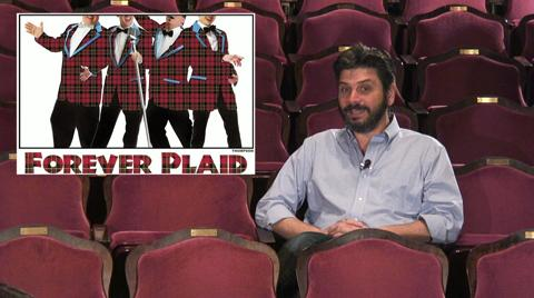 Forever Plaid opens Dec. 3 at the Grand Opera House in Oshkosh. Find out more about the show in this week's From the Director's Chair. (Nov. 26, 2014)