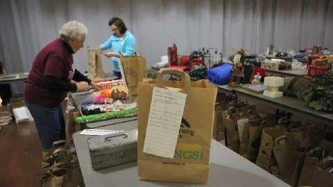 School Holiday Gift Shop Benefits Students Community