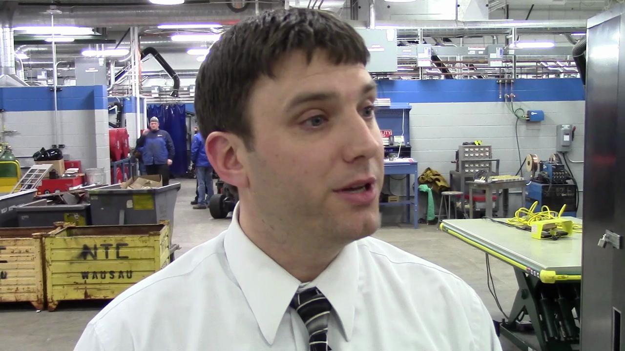 NTC expands welding lab to meet job demand