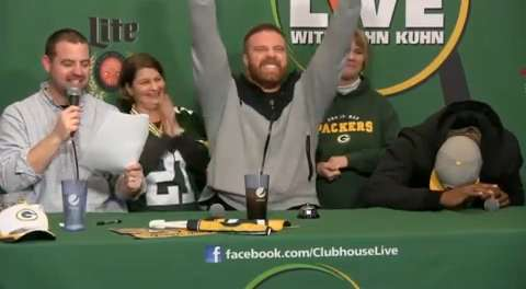 Green Bay Packers fullback John Kuhn and wide receiver Davante Adams were quizzed on how well they know the 2014 Green Bay Packers on Monday's Clubhouse Live. Watch the full replay: www.clubhouselive.com. (Jan. 20, 2015)