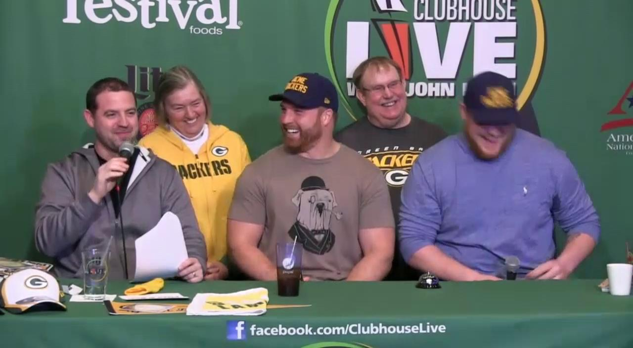 Green Bay Packers fullback John Kuhn and right guard T.J. Lang were quizzed on how well they know the city of Seattle during Monday's Clubhouse Live. Watch the full replay: www.clubhouselive.com. (Jan. 13, 2015)