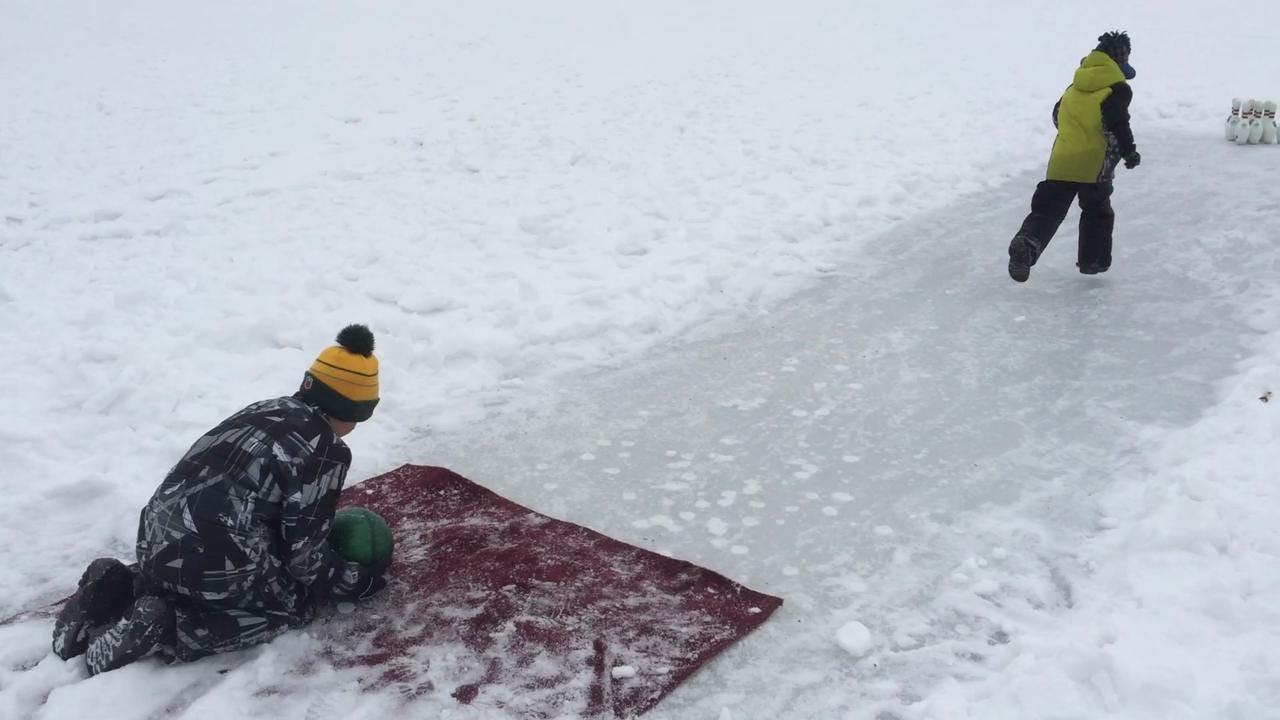 The 51st annual Izaak Walton Winter Jamboree was held Saturday at McDill Pond in Stevens Point.