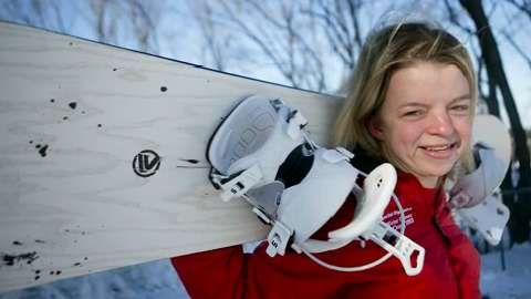 Daina Shilts, 24, of Neillsville will be heading to Aspen, Colorado Jan. 18 to compete in the 2015 Winter X Games. It's the first time the event is hosting Special Olympic athletes, and Shilts is one of 10 competitors invited to the games.