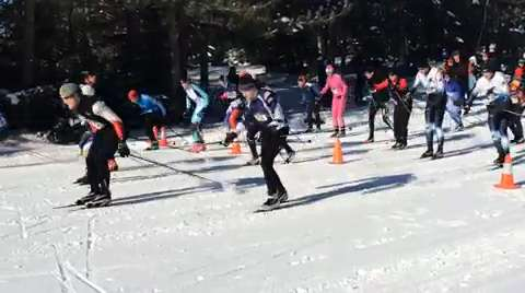The annual Snekkevik Ski Event celebrates four full decades this year with 12- and 24-kilometer races for adults and races for high school and middle school students. The event was named after a Norwegian couple involved in the club's early years.