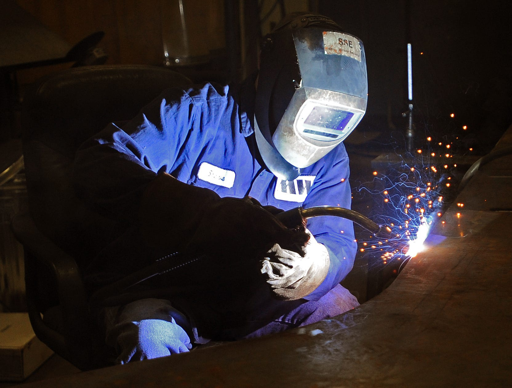Getting into the field of welding