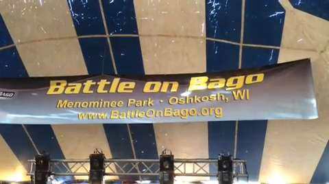The 8th annual Battle on Bago Ice Fishing Tournament