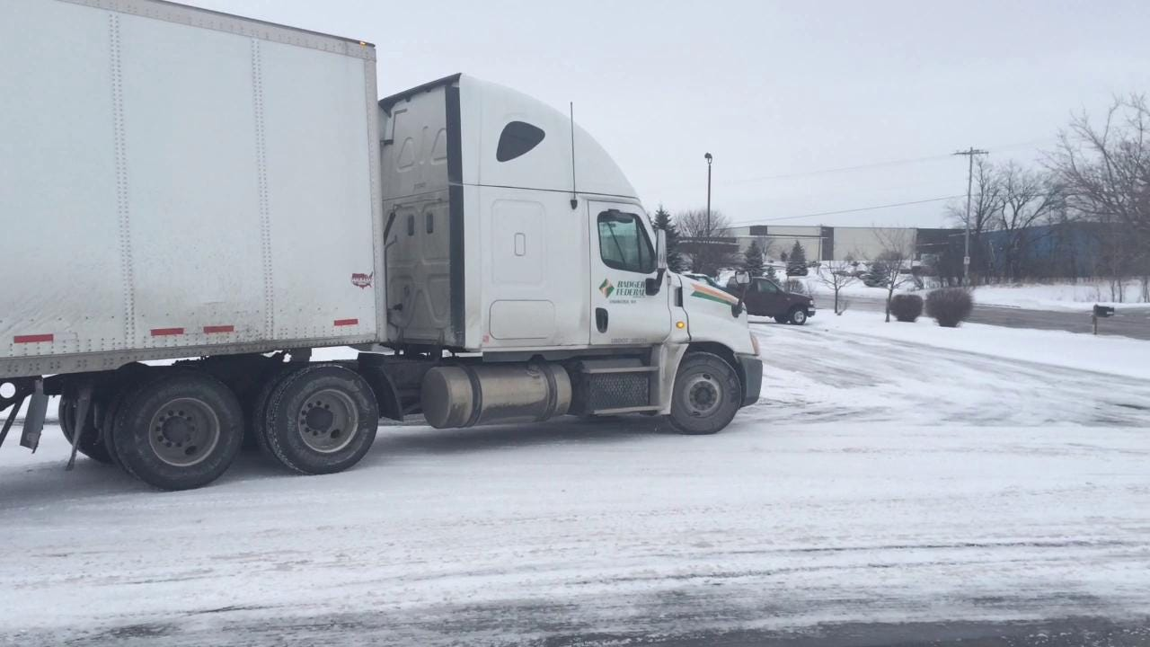 Badger Federal Services, Inc. hiring truck drivers