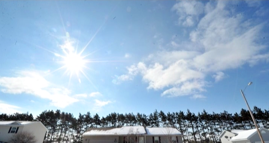 Watch as winter begins to fade the second weekend in March in the Weston area, as temperatures rose near 40 degrees. During the course of about six hours over two days, two cameras captured the seasonal transformation with 6,089 camera clicks.