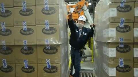 Ocean Spray employees feel impact in Craisins production