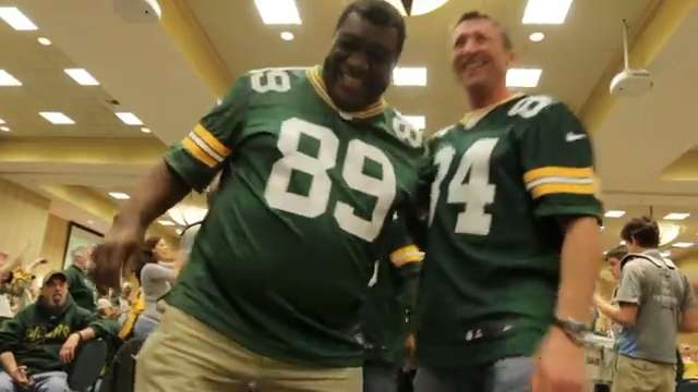 The 10th Annual Green Bay Packer Tailgate Tour stopped in Sheboygan Saturday at Blue Harbor Resort and Spa.