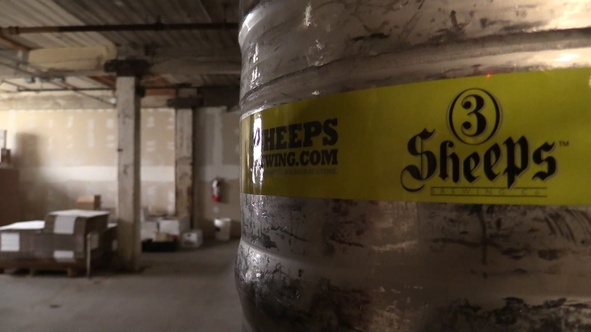 WIsBrewView: Behind the scenes at 3 Sheeps Brewing Co.