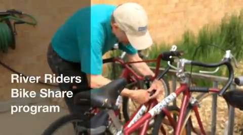The River Riders Bike Share program is ready to launch in Wisconsin Rapids. More than 20 bikes are available to residents and visitors — at no charge — to get some exercise or take advantage of one of several bike trails.