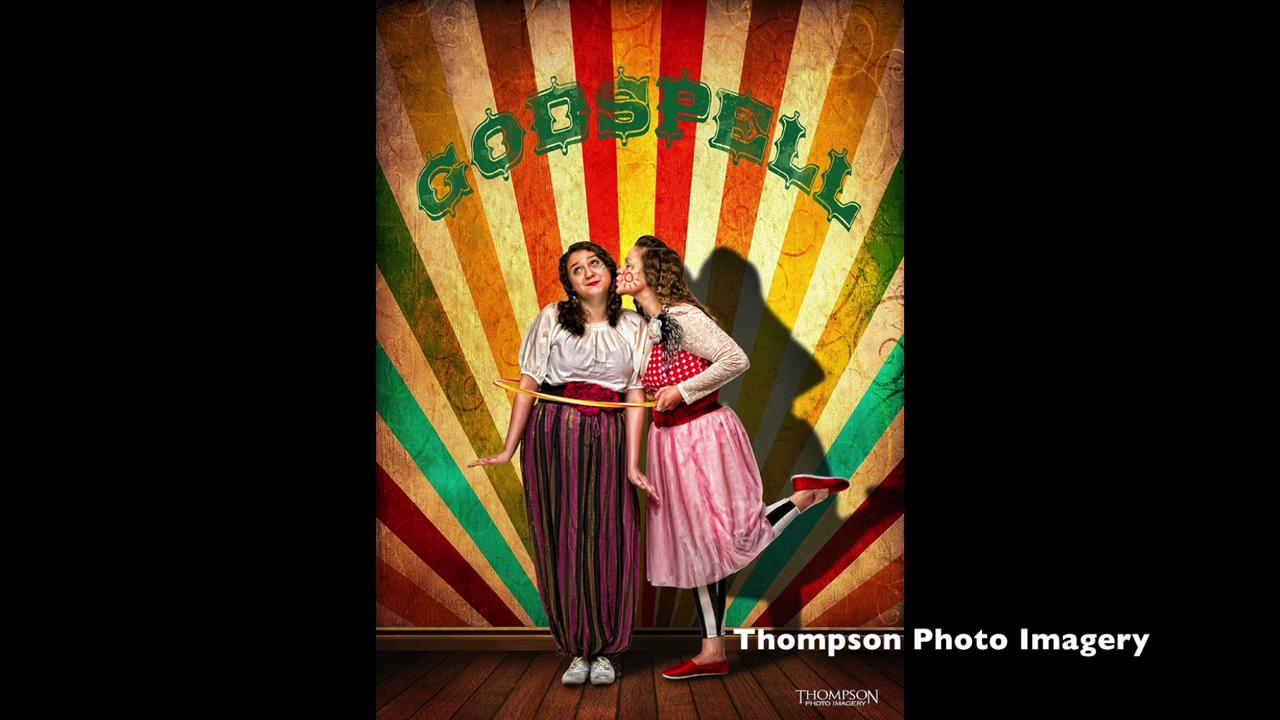 From the Director's Chair: Godspell runs June 5-13