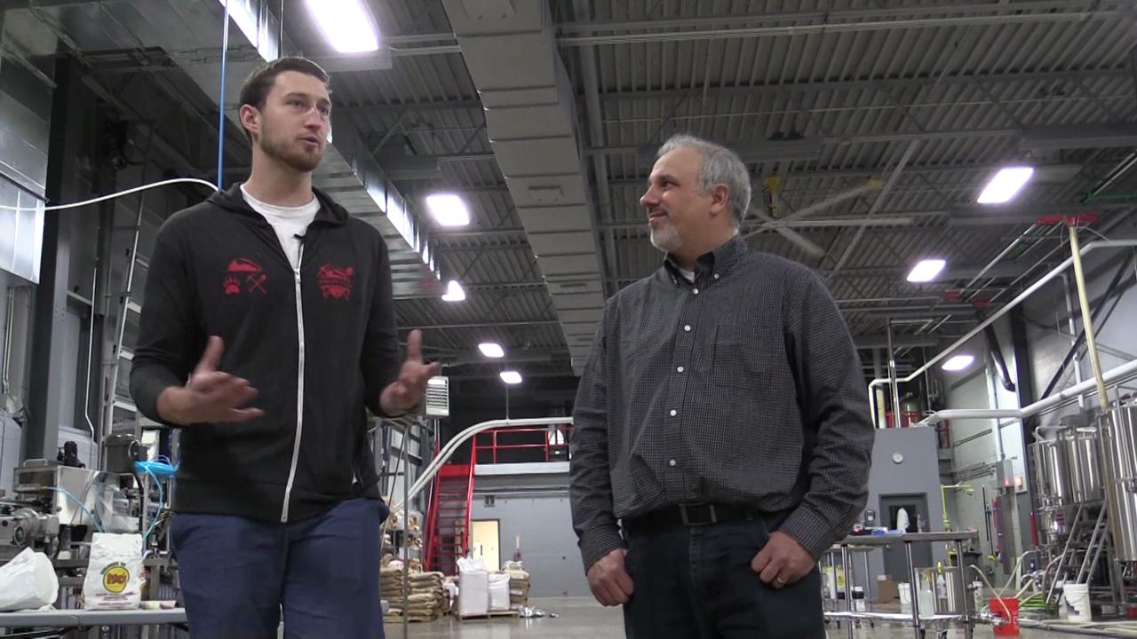 Dan Higgins examines Wisconsin's craft beer industry