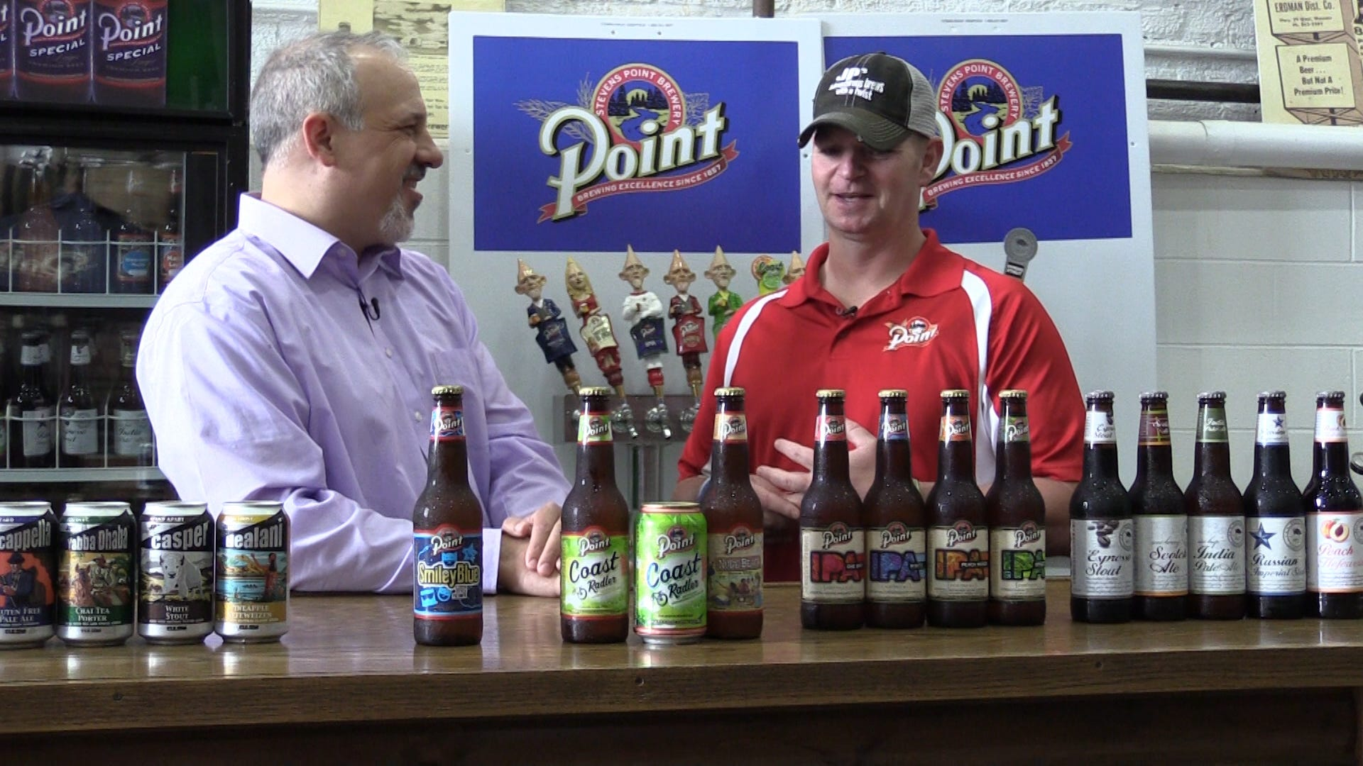 WisBrewView: Point Brewery crafts diverse lineup