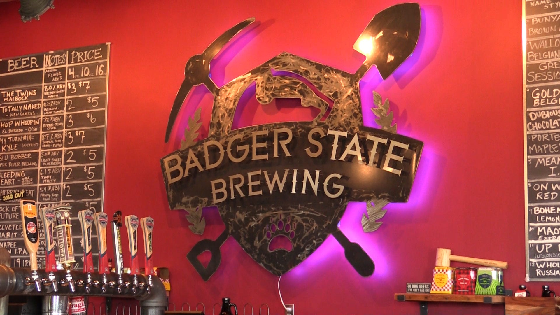 WisBrewView: Behind the scenes at Badger State Brewing