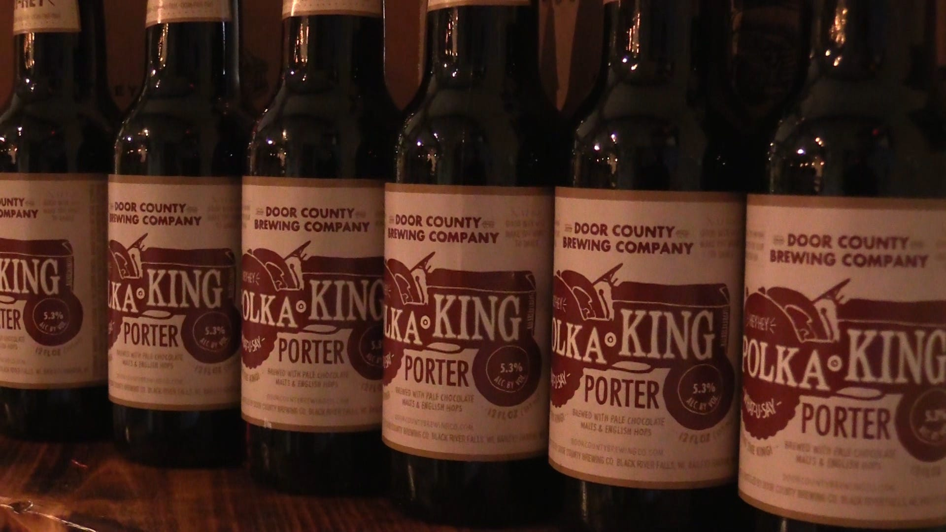 WIsBrewView: Door County Brewing reflects county's culture