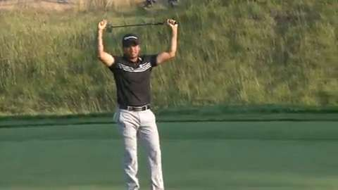 Scenes from Jason Day's PGA Championship victory