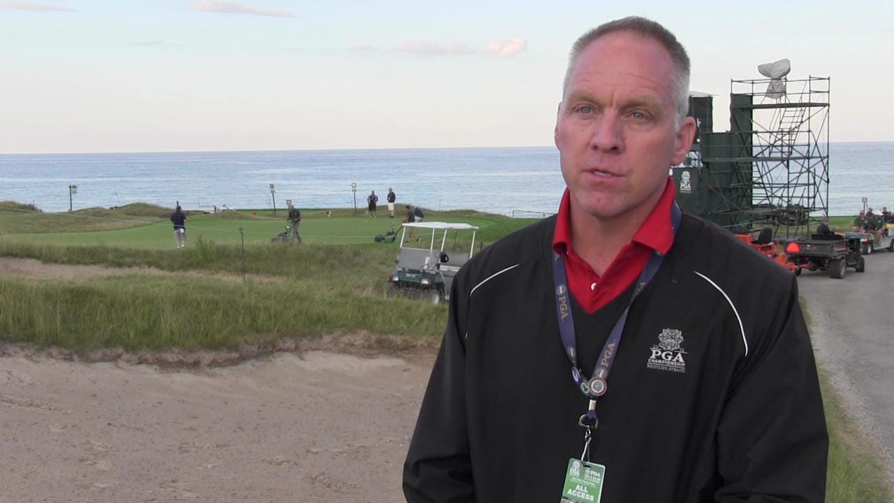 Crews prepared for years for 2015 PGA Championship