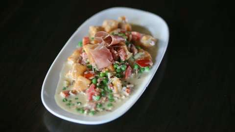 This week's Best Dish with Nate Vine takes a look at Father Fats' gnocchi with gorgonzola sauce.