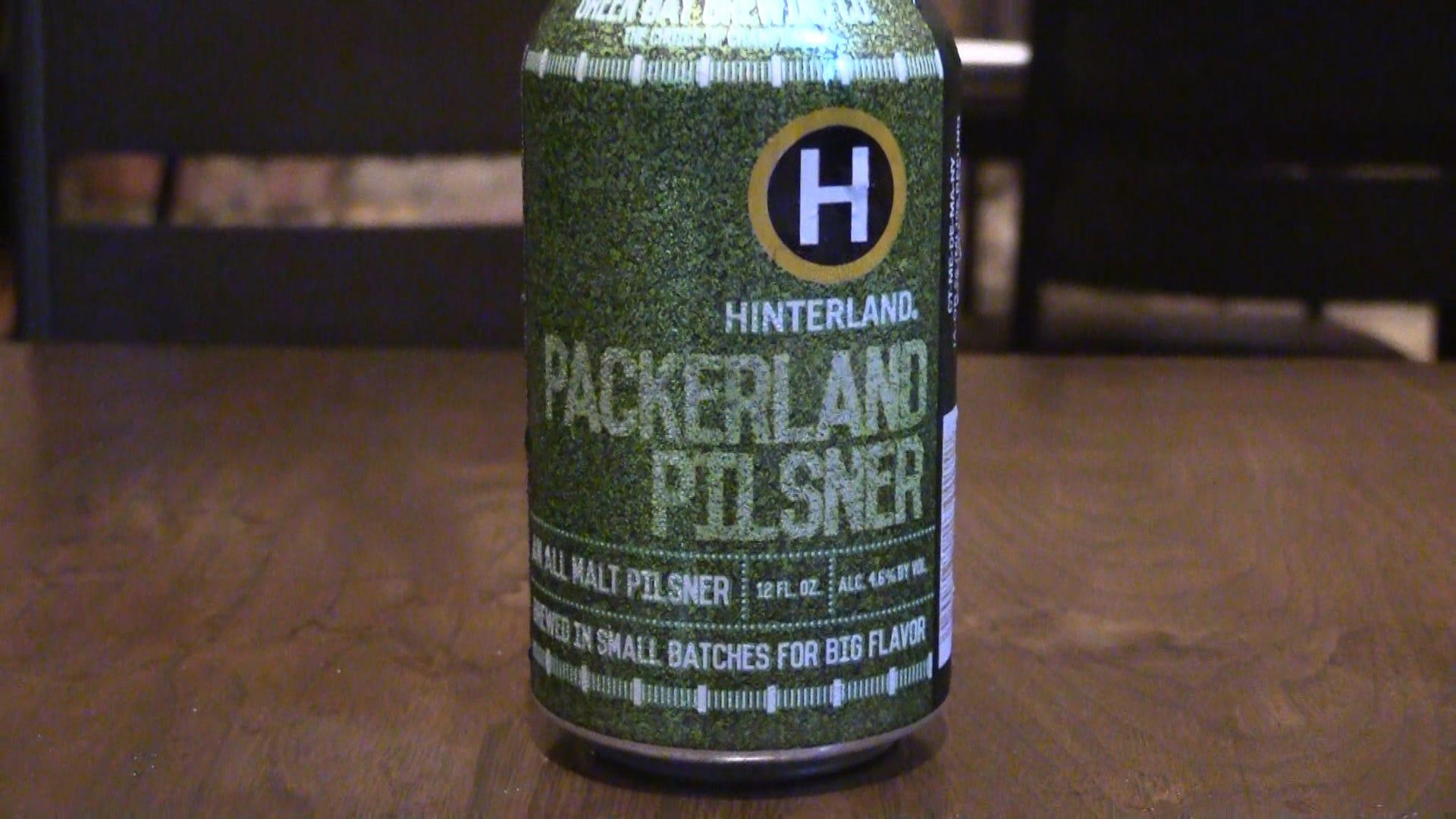 WisBrewView: Hinterland Brewery