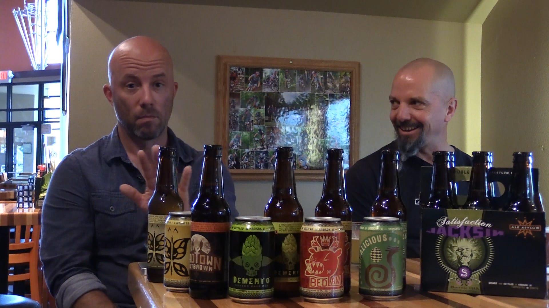 WisBrewView craft beer series: Ale Asylum