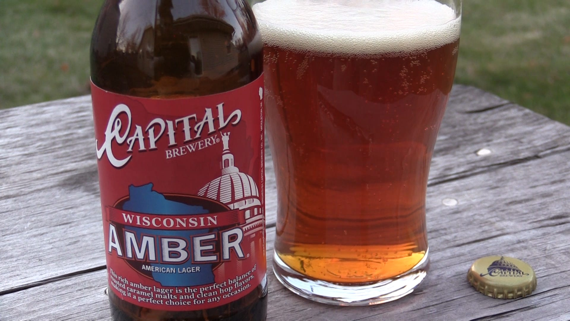 WisBrewView: Capital Brewery in Madison