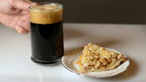 Pairing Thanksgiving pie and beer with Brad Stillmank