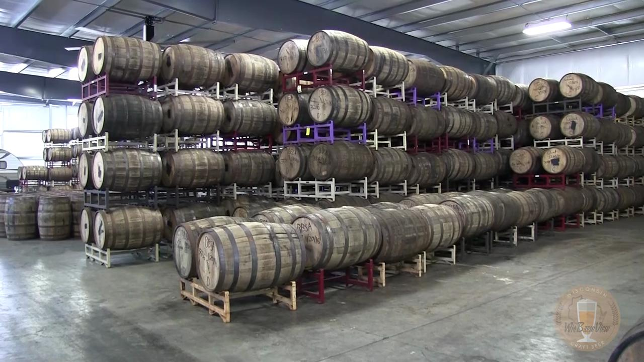 WisBrewView: Central Waters grows into barrel-aging behemoth