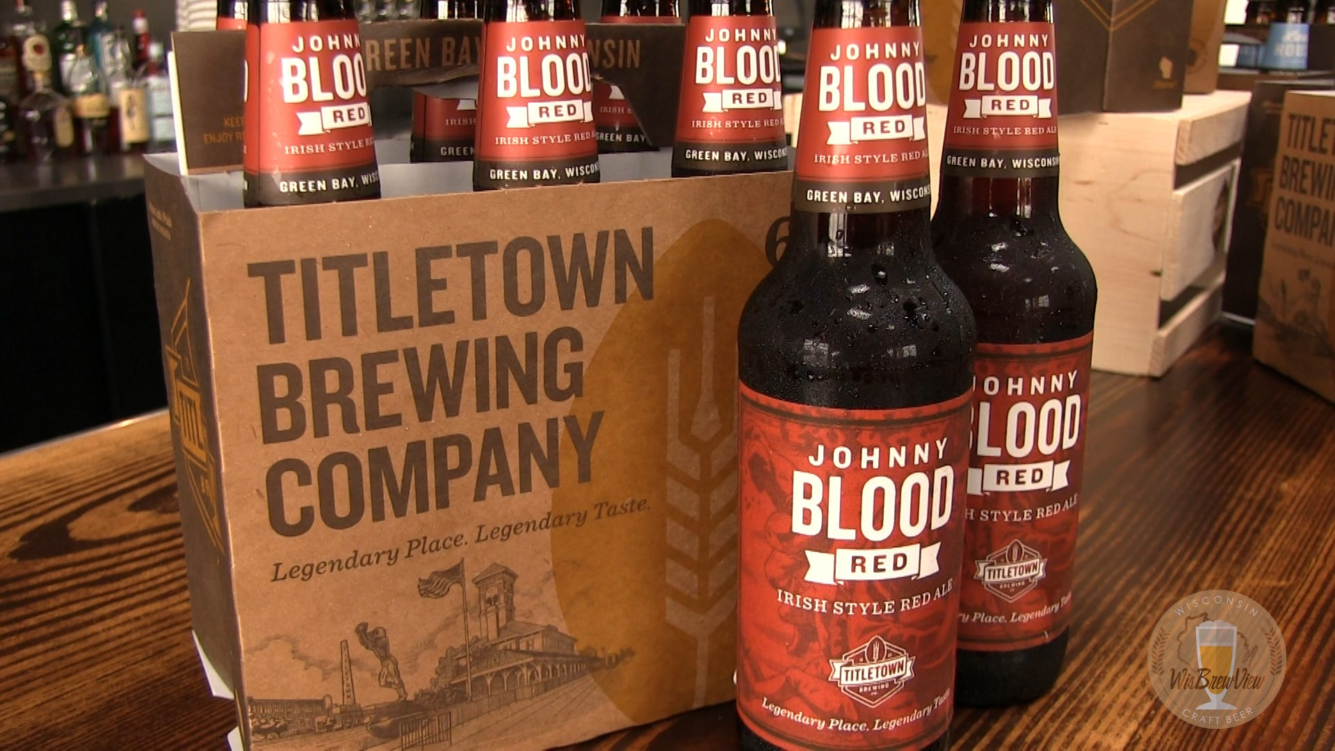 WisBrewView: Titletown Brewing Co.