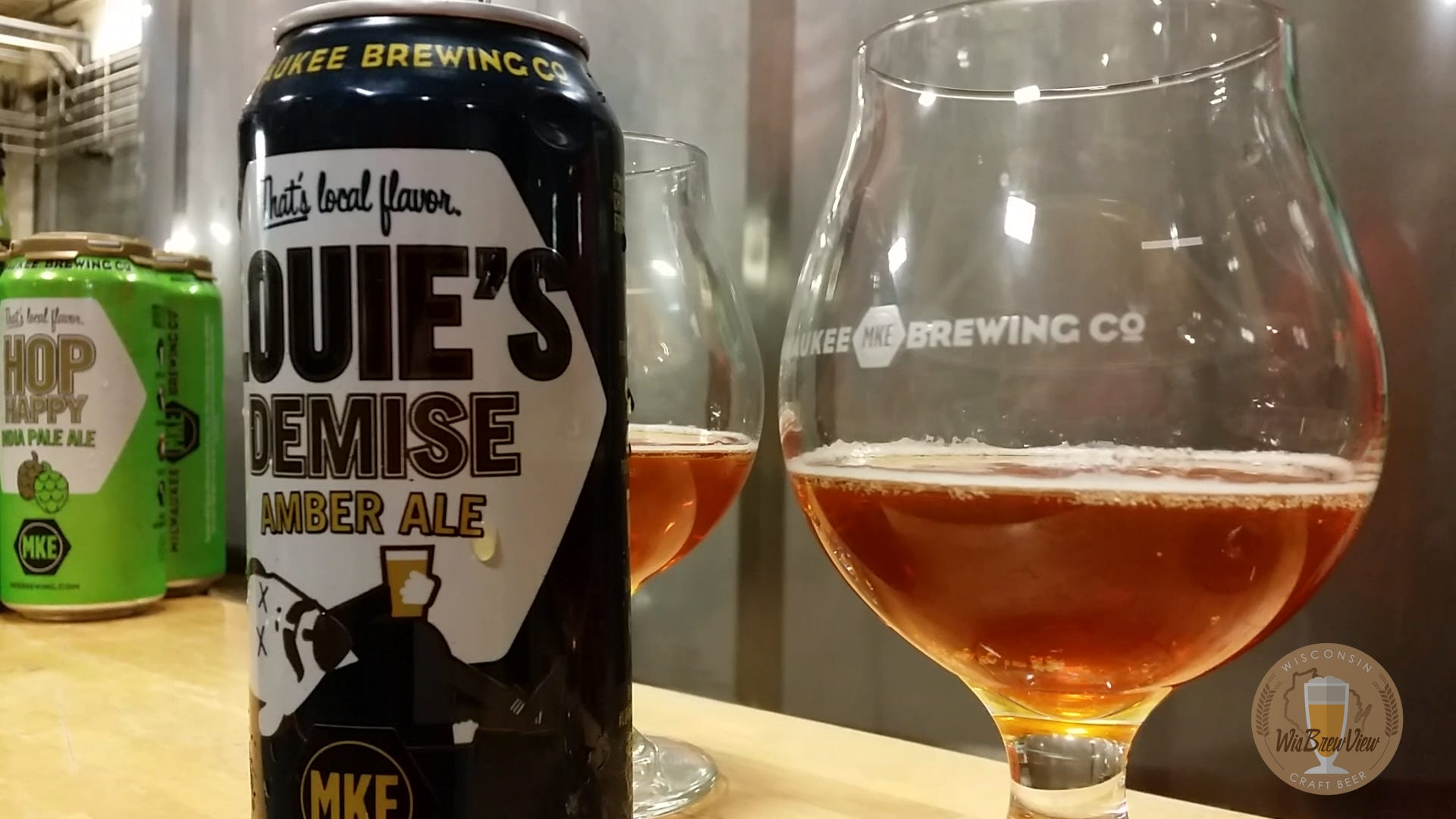 WisBrewView: Louie's Demise leads to MKE Brewing's rise