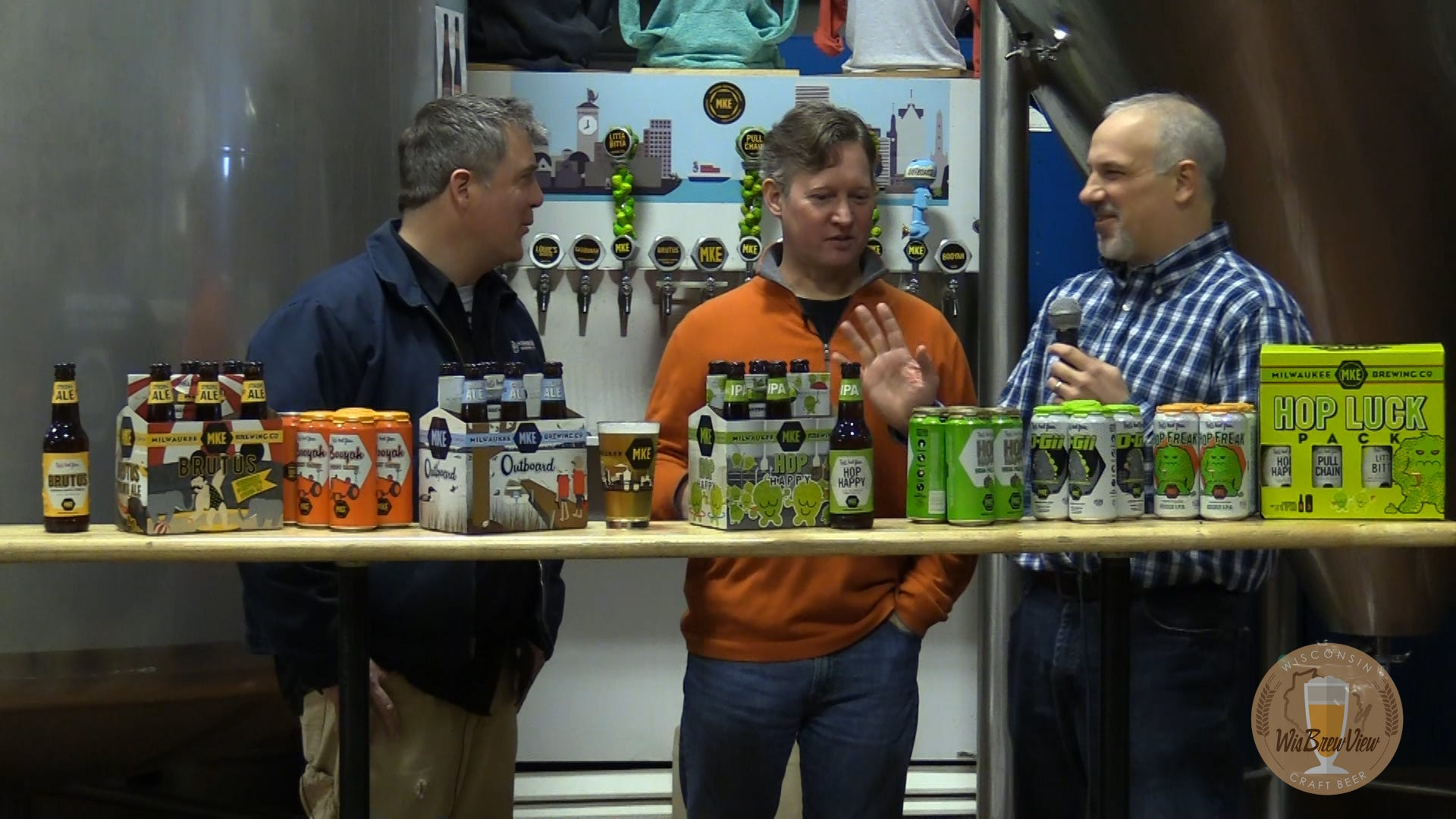WisBrewView: MKE Brewing 6-Pack of Questions