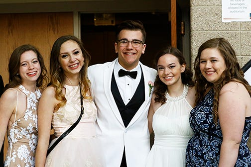 Video slideshow: East High School 2016 Prom grand march