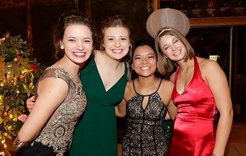 SPASH High School prom celebration