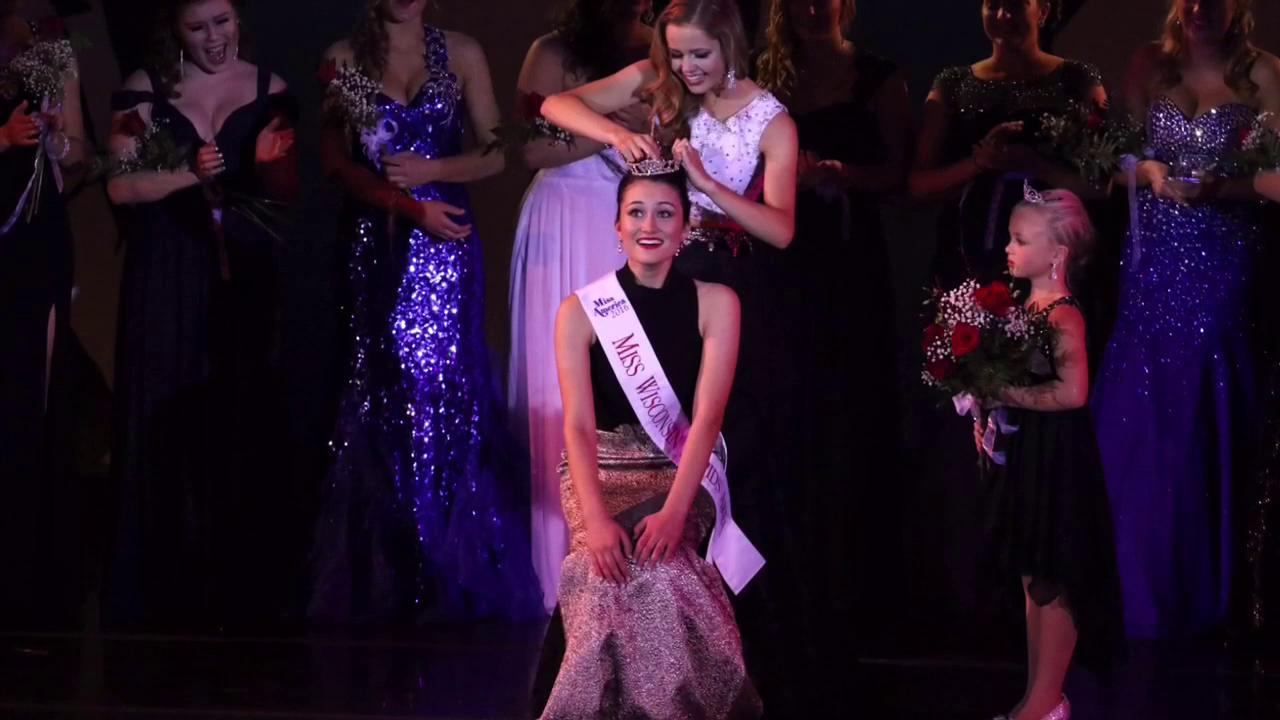 Miss Wisconsin Rapids Area gets ready to compete for the Miss Wisconsin crown in Oshkosh June 25.
