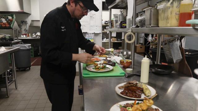 Meet PJ's-SentryWorld's executive chef