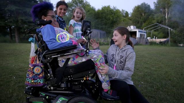 Appleton teen making the most of her remaining time