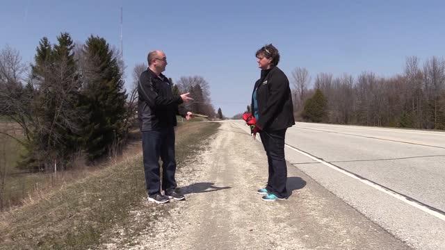 Debi Hochstetler talks with USA TODAY NETWORK-Wisconsin