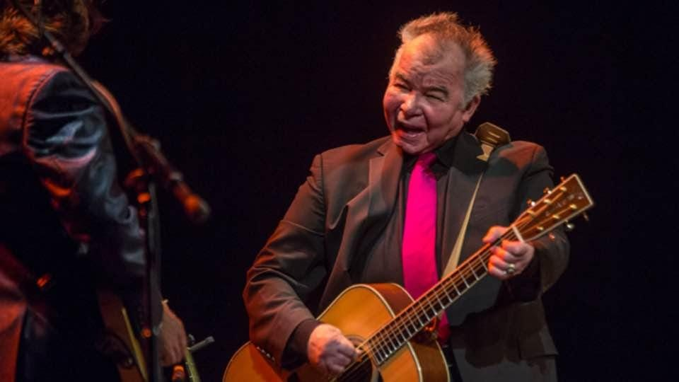 Review: John Prine powerful at Riverside